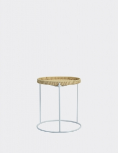 Natural Rembulan Side Table
