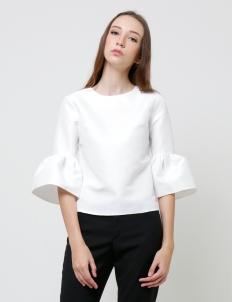 White Delana Top