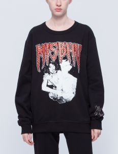 Monterey Studded Sweatshirt