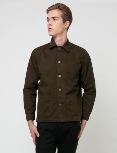 Olive 3 Pocket Jacket