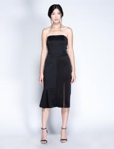 Black Kee Tube Dress