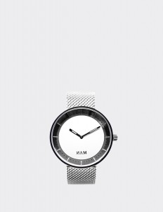 Silver Toba II Watch