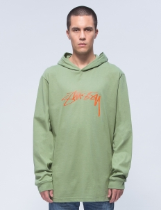 Smooth Stock L/S Hood T-Shirt