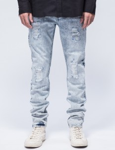 Dennon Distressed Jeans