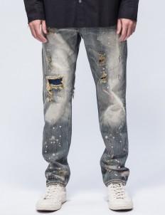 Rex Destroyed Jeans