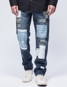 Snyder Patch Jeans