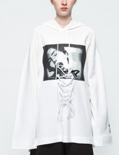 FENTY by Rihanna Front Lacing Hoodie