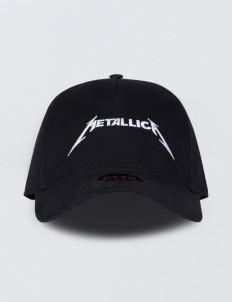 Metallica Logo Cap