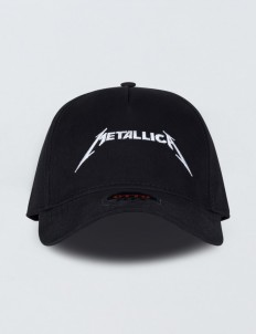 Metallica Logo Dad Hat