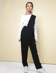 Black Newt Jumpsuit