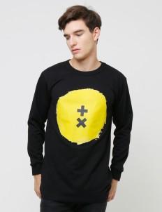 Black GF Round x+ T-Shirt