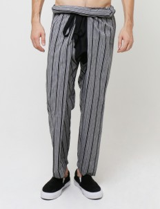 Gray Lurik Folding Pants
