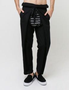 Black Folding Pants