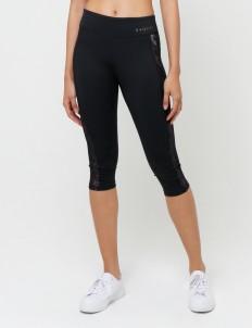 Black Jeane Capri Pants
