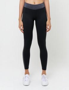 Black Daniella Long Pants