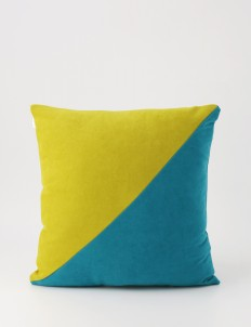 Tosca Green Pillow Cover
