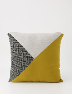 Black Moss Pillow Cover