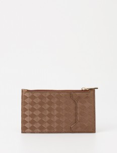 Cooper Classic Zipper Card Wallet