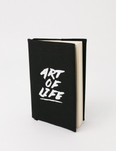 Black Art of Life Note Book