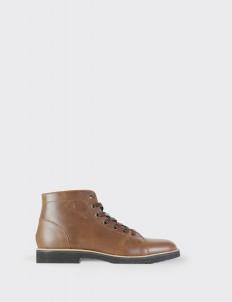 Tan Monkey Boots