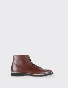 Cognac Monkey Boots