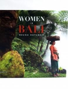 Women in Bali Book