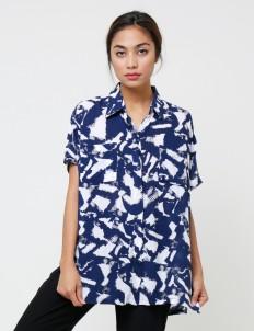 Blue Unisex Shirt
