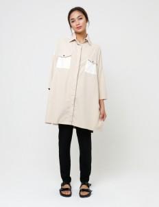 Cream Andrea Shirt