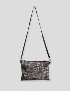 Boxy Coal Bag