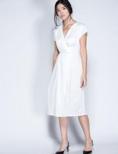 White Luna Jumpsuit