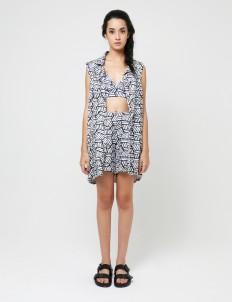 Print Panic Girls Vest
