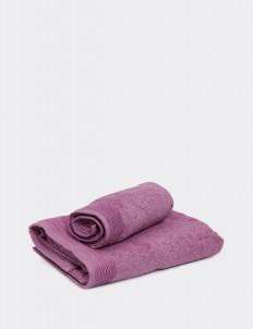 Regal Orchid  Belgium Hand Towel