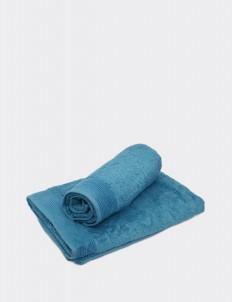 Blue Jewel  Belgium Hand Towel