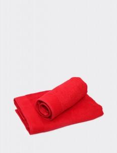 Lipstick Red  Belgium Hand Towel