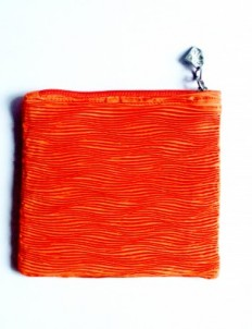 Anywhere Bags Orange Pouch
