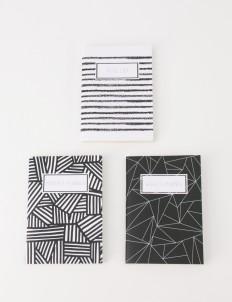 Monochrome Planner Series