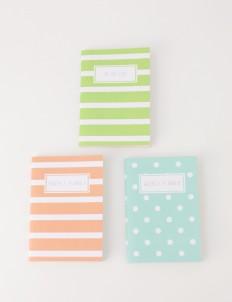 Planner Pastel Notebook Series 2