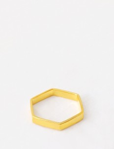 Gold Dax Ring