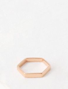 Rose Gold Dax Ring
