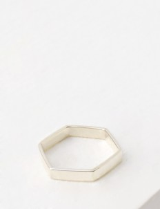 Silver Dax Ring