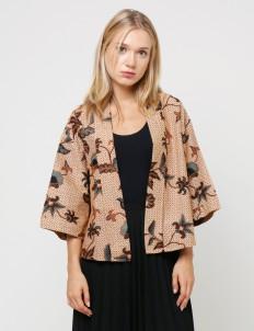 Brown Yana Outerwear