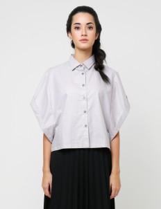Gray Alma Shirt