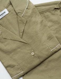 Olive Pyjama Set
