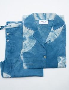 Light Indigo Pyjama Set