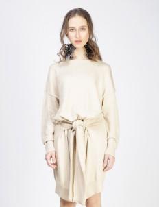 Light Brown Rumie Dress