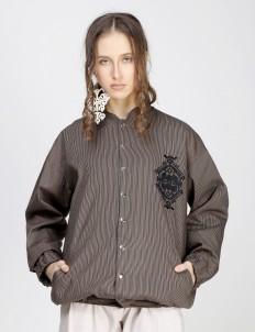 Black Kinnas Jacket