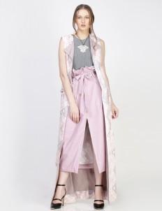 Pink Jennar Vest