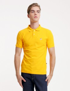 Mustard Classic Julius Polo Shirt