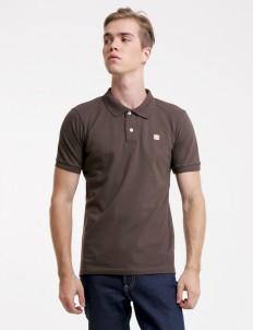 Major Brown Classic Julius Polo Shirt