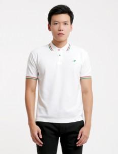 White Preston Polo (Christmas Edition)